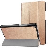 TrifoldStand polohovatelné puzdro pre Huawei MediaPad T3 8.0 - zlaté