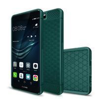 IVS hexagon odolný gélový obal na Huawei P10 - zelený