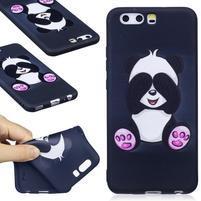 Bossi gélový obal na mobil Huawei P10 - panda
