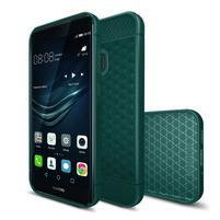 IVS hexagon gélový obal na Huawei P10 Lite - zelený