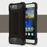 Guard outdoor odolný obal na Huawei P8 Lite - černý
