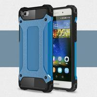 Guard outdoor odolný obal na Huawei P8 Lite - modrý