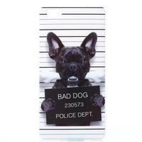Boss gélový obal na mobil Huawei P8 Lite - zlý pes