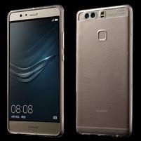 Ultratenký gelový obal na Huawei P9 Plus - transparentný
