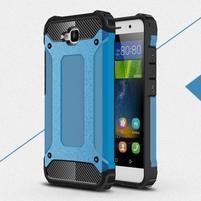Armory odolný obal na Huawei Y6 Pro - modrý