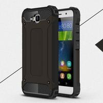 Armory odolný obal na Huawei Y6 Pro - čierny