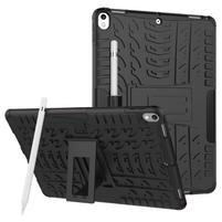 Outdoor odolný obal so stojančekom na iPad Pro 10.5 - čierny