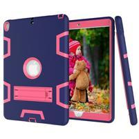 Kickdefend odolný obal na iPad Pro 10.5 - tmavomodrý/rose