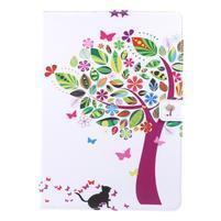 Patty zapínacie puzdro na iPad Pro 10.5 - farebný strom