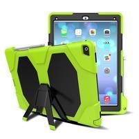 Extreme odolný obal so stojančekom na iPad Pro 12.9 - zelený