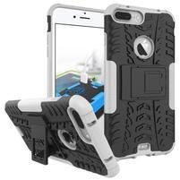 Outdoor odolný kryt pre iPhone 8 Plus a iPhone 7 Plus - biele