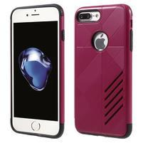 Armory odolný obal pre mobil iPhone 8 Plus a iPhone 7 Plus - rose