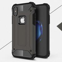 Armory odolný obal na iPhone X - bronze