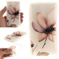 Printy gélový obal na mobil Lenovo A2010 - kvet