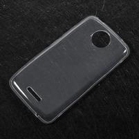 Transparentný gélový obal na Lenovo Moto C