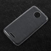 Transparentný gélový obal na Lenovo Moto C Plus