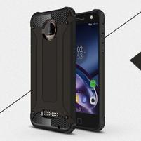 Guardy odolný obal pre mobil Lenovo Moto Z - čierný