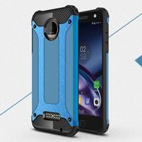 Guardy odolný obal pre mobil Lenovo Moto Z - modrý