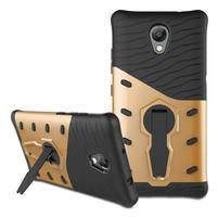 Guard odolný obal 2v1 pre mobil Lenovo P2 - zlatý