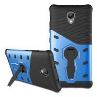 Guard odolný obal 2v1 pre mobil Lenovo P2 - modrý