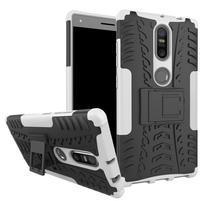 Outdoor odolný obal pre mobil Lenovo Phab 2 Plus - bílý