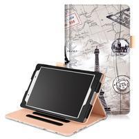 Emotive zapínacie puzdro na Lenovo Tab 4 8 - Paris
