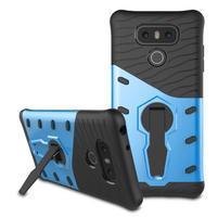 Defender odolný obal pre mobil LG G6 - modrý
