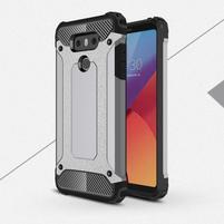 Armory odolný obal pre mobil LG G6 - šedý