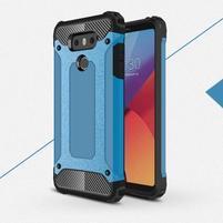 Armory odolný obal pre mobil LG G6 - modrý