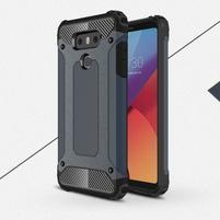 Armory odolný obal pre mobil LG G6 - šedomodrý
