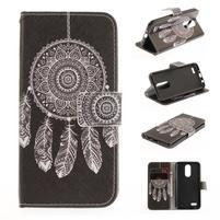Niceses peňaženkové puzdro pre mobil LG K4 (2017) - lapač snov