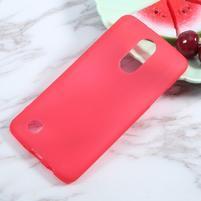 Matts gélový obal pre mobil LG K4 (2017) - červený