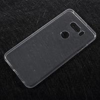Transparentný gélový obal na LG V30