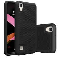 GT hybridný odolný obal pre mobil LG X Style - čierný