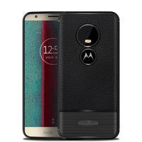 Litch odolný gélový kryt na Motorola Moto E5 Play - čierny