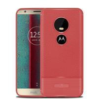 Litch odolný gélový kryt na Motorola Moto E5 Play - červený