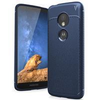 IVS odolný gélový obal na mobil Motorola Moto G6 Play - tmavomodrý