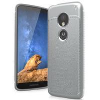 IVS odolný gélový obal na mobil Motorola Moto G6 Play - sivý