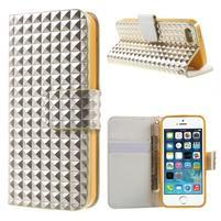 Cool Style puzdro pre iPhone 5 a iPhone 5s - champagne