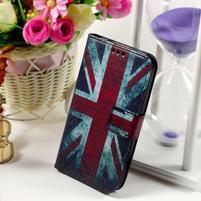 Puzdro na mobil Samsung Galaxy Core Prime - UK vlajka