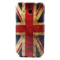 Gelový obal pro Samsung Core Prime - UK vlajka