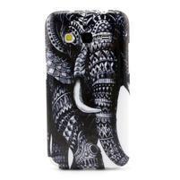 Gelový obal pro Samsung Core Prime - slon