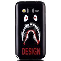Gelový kryt na mobil Samsung Galaxy Core Prime - monster