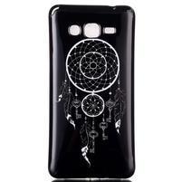 Jelly gélový obal na mobil Samsung Galaxy Grand Prime - snívanie