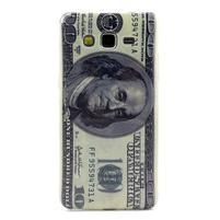 Gélový kryt pre Samsung Grand Prime - bankovka