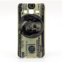 Stylový gélový kryt na Samsung Galaxy J5 - bankovnka 100 $