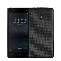 CarboSoft gélový obal na Nokia 3 - čierny