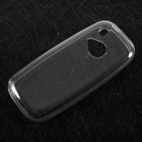 Ultraslim gélový obal na Nokia 3310 (2017) - transparentný
