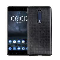 CarboSoft gélový obal na Nokia 5 - čierny