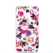 Patty gélový obal na Nokia 6.1 - kvetiny